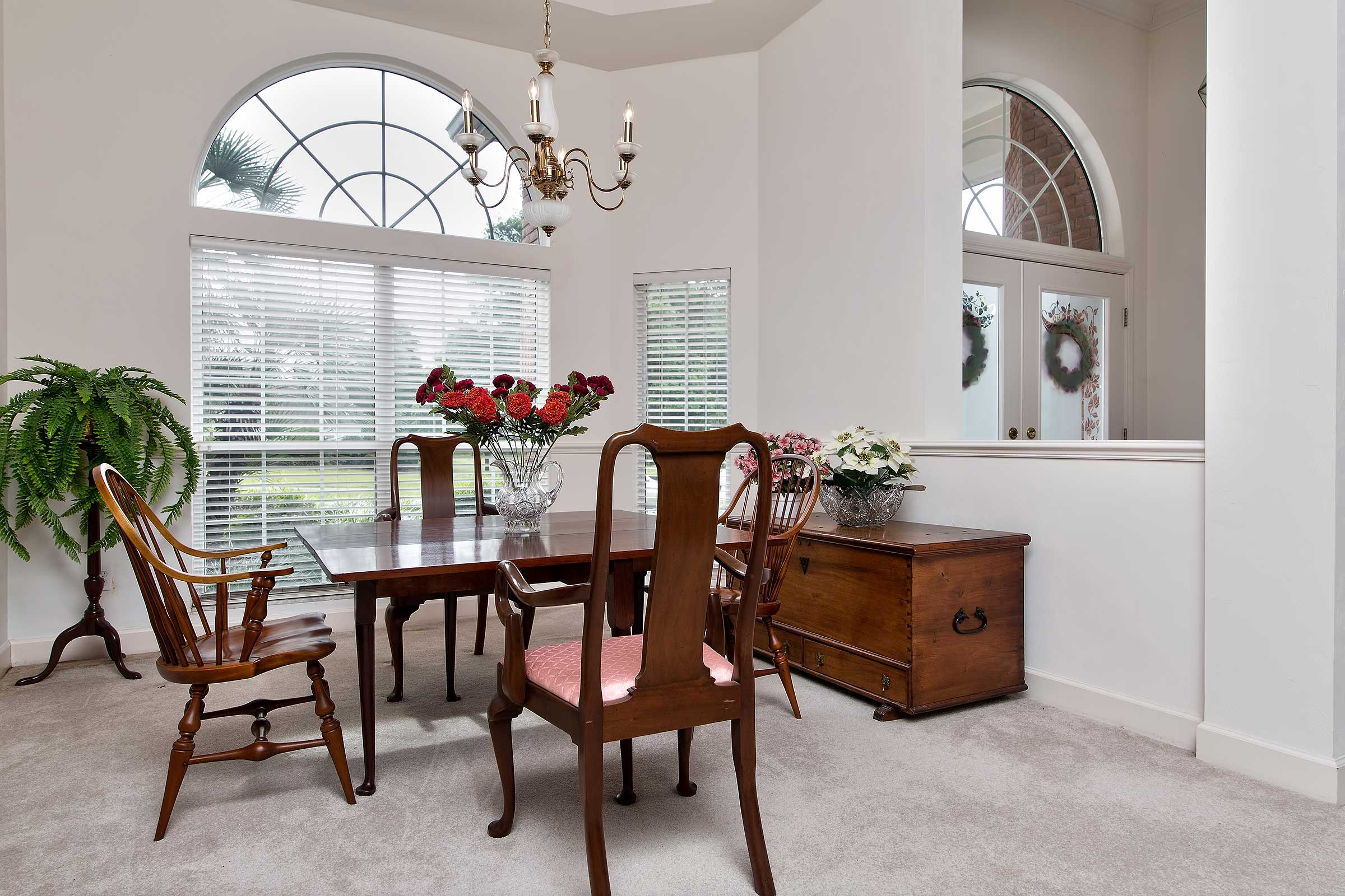 Real Estate Photography Gainesville Fl Dining Room